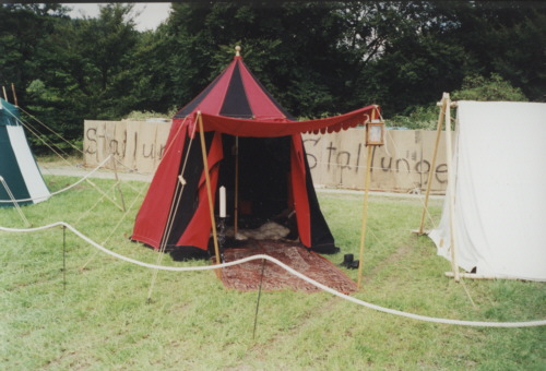 Mittelalter Zelt Gebraucht : Mittelalter